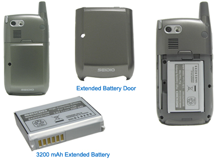 Extended Treo Battery
