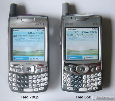 Palm treo 650 review