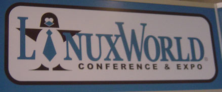 LinuxWorld Boston 2006