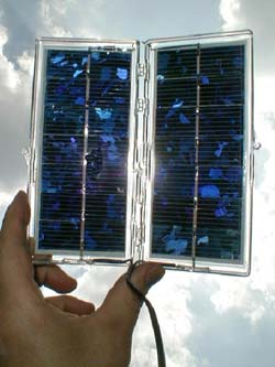 CF101 PDA Solar Charger