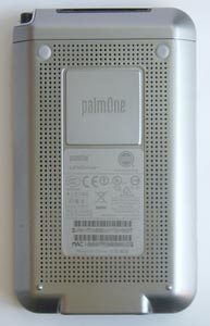 palmOne LifeDrive Mobile manager review ~ Click for larger