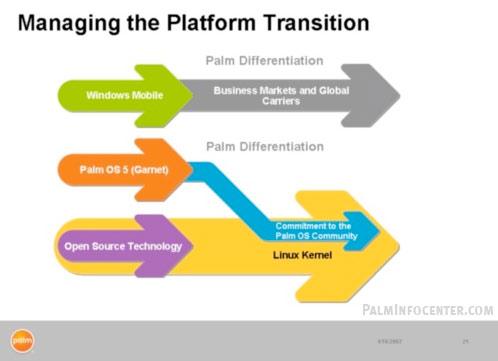 Palm linux Platform