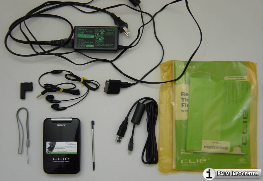 SJ33/box_contents.jpg - PalmInfocenter.com Image Detail