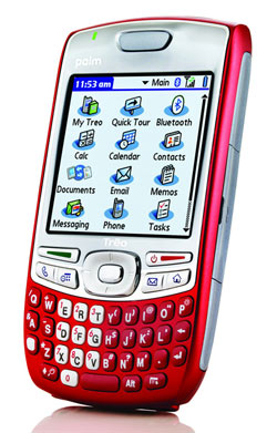 Crimson Palm Treo 680