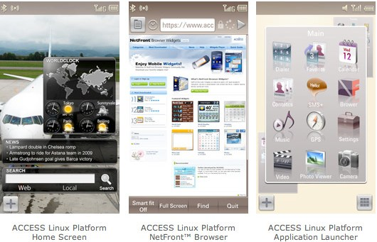 Access Linux Platform ALP