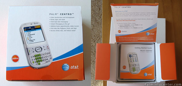 AT&T Palm Centro