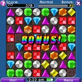 Bejeweled for Palm OS