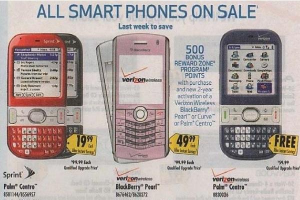 Best Buy Smartphone Sale