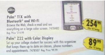 BestBuy PDA Sale