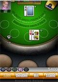 Blackjack Deluxe Palm OS