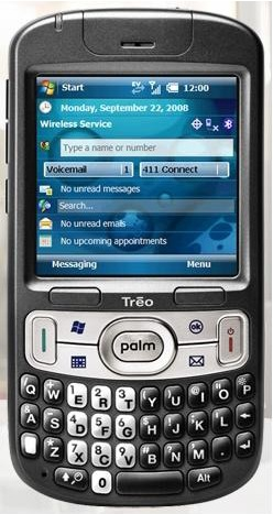 black-treo800w-l.jpg - PalmInfocenter.com Image Detail