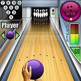 Bowling Deluxe Palm OS