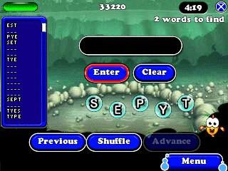 Bubble Shuffle Game