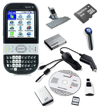 Palm Centro Accessories