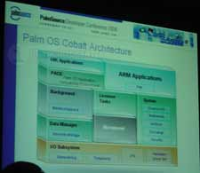 Palm OS Cobalt Benefits