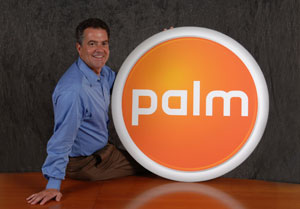 New PALM INC logo