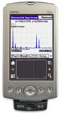 handheld PDA-based Vibration Spectrum Analyzer