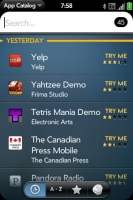 new webos apps