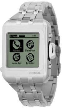 Fossil Releases FX2008 Palm OS Wristwatch PDA