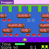 Frogger Treo Game