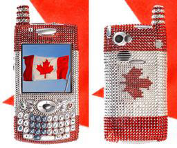 Crystal Canadian Treo 650 Smartphone