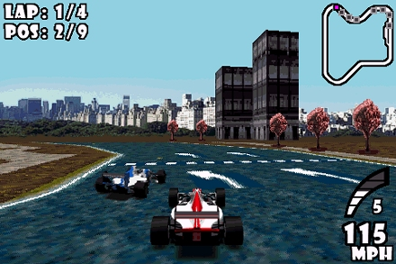 GTS Racing Review - Palm Software