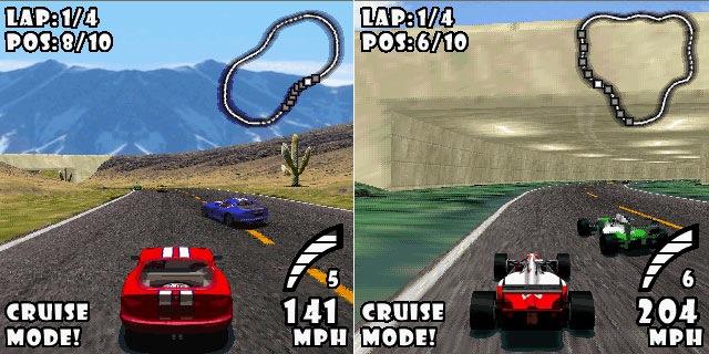 GTS World Racing Game