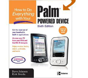 Howto Do Everything with your Palm Powered Device Book Review