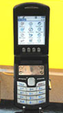 Samsung SPH-i500 Smartphone - Click For larger PIC