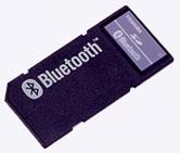 Toshiba Releases SD Bluetooth Card in Japan