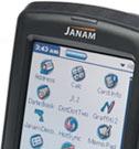 Janam XP30 PDA