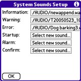 KoolSounds Review - Palm Software