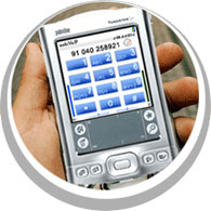 VOIP for Palm OS