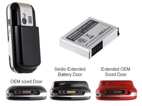 Seidio Centro Extended Battery