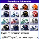 NFL Schedule Palm