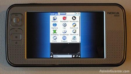 Nokia Palm OS Tablet