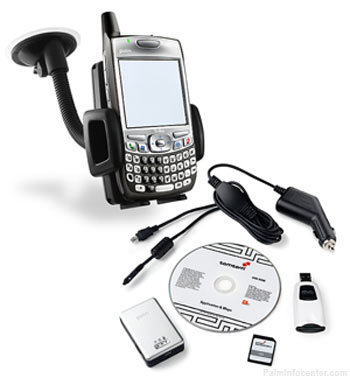 Palm Smartphone GPS Kit