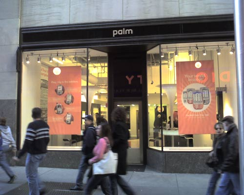 Palm NYC Retail store