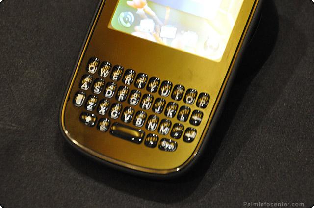 Palm Pixi keyboard