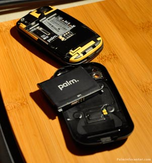 Palm Pre Battery