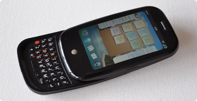 Palm Pre Smartphone Memos
