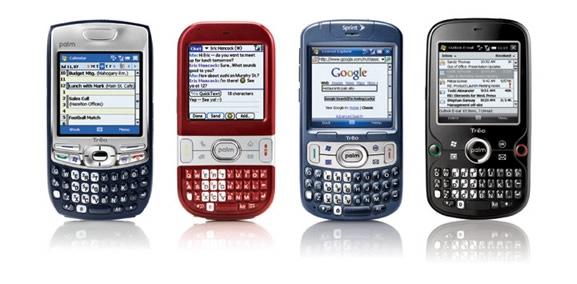 Palm 2008 Lineup
