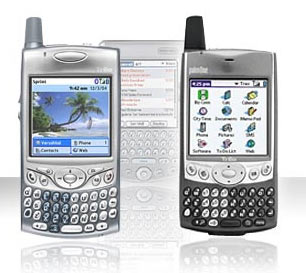Palm RIM Blackberry Alternatives