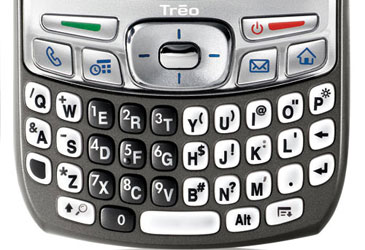 Treo 700p keyboard iphone