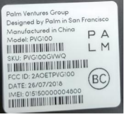 New Palm Logo