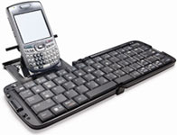 Palm Wireless Keyboard Accessory