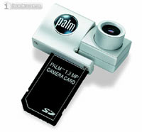 Palm 1.3 MP SD Camera