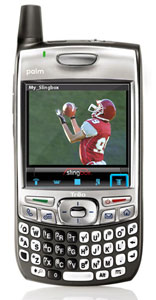 SlingPlayer Mobile Palm OS