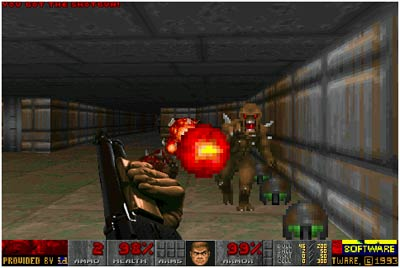 Doom, Hexen and Quake for Palm OS