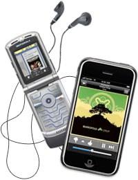 Pandora Mobile WebOS